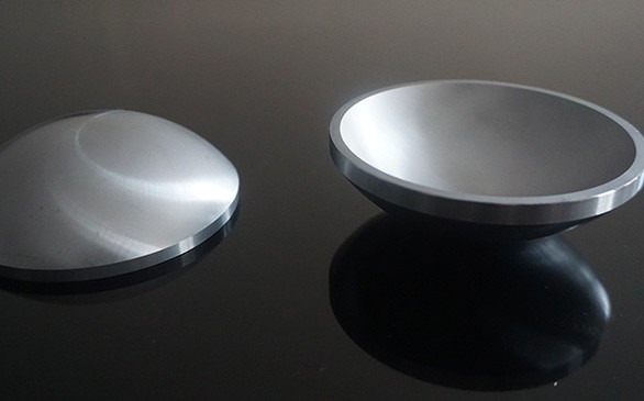 Infrared Silicon Lenses